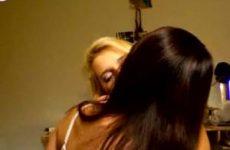 Geile vriendinnen voor de webcam
