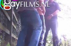 Opgelet bij het gay cruisen voor spycams