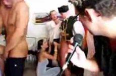 Orgy tijdens bruiloft