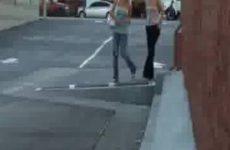 Op straat aangerand